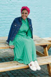 Nadiya Hussain Photoshoot For Forever Comfort Shoe Edit with Next 2021 8