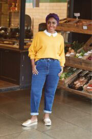Nadiya Hussain Photoshoot For Forever Comfort Shoe Edit with Next 2021 10