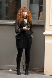 Natasha Lyonne Seen on the Set of Russian Doll in New York 03/25/2021 4