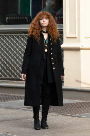 Natasha Lyonne Seen on the Set of Russian Doll in New York 03/25/2021 7