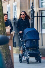 Pippa Middleton Steps Out in Grace 03/23/2021 1