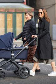 Pippa Middleton Steps Out in Grace 03/23/2021 5