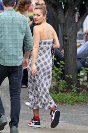 Rita Ora Seen on the Set of a Photoshoot in Sydney 03/26/2021 5