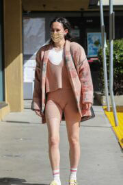 Rumer Willis is Seen Leaving Dry Cleaners in West Hollywood 03/22/2021 4