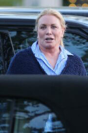 Shannon Tweed is Leaving Dinner in Los Angeles 03/22/2021 3