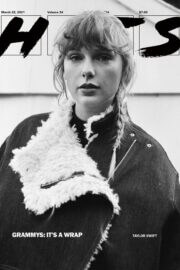 Taylor Swift Photoshoot For HITS Magazine, March 2021 1