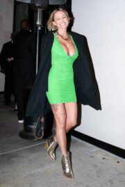 Tina Louise Night Out for Dinner in West Hollywood 03/20/2021 3