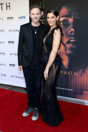 Ashley Greene attends Aftermath Premiere in Los Angeles 08/03/2021 3
