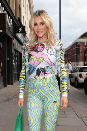 Ashley Roberts at Van Gogh Immersive Experience Private View in London 08/03/2021 3
