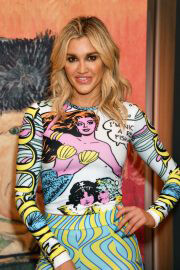 Ashley Roberts at Van Gogh Immersive Experience Private View in London 08/03/2021 4