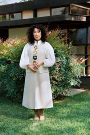 Sandra Oh Photoshoot for The Cut Magazine, July - August 2021 3