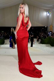 Addison Rae At Her Very First Met Gala in New York 09/13/2021 1