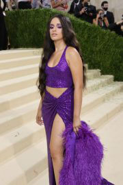 Camila Cabello Attends 2021 Met Gala in New York 09/13/2021 5