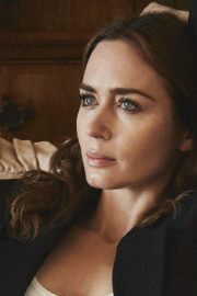 Emily Blunt Photoshoot for The Sunday Times Style, 2021 3