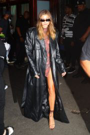 Hailey Bieber Night Out for Dinner at Carbone in New York 09/14/2021 7