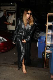 Hailey Bieber Night Out for Dinner at Carbone in New York 09/14/2021 10