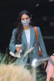 Jessica Alba at The Honest Company Offices in Playa Vista 09/14/2021 3