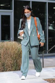 Jessica Alba at The Honest Company Offices in Playa Vista 09/14/2021 6