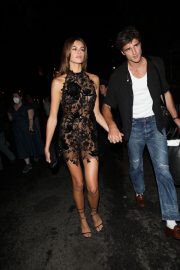 Kaia Gerber with Boyfriend Jacob Elordi Heading for Met Gala 2021 After Party 2
