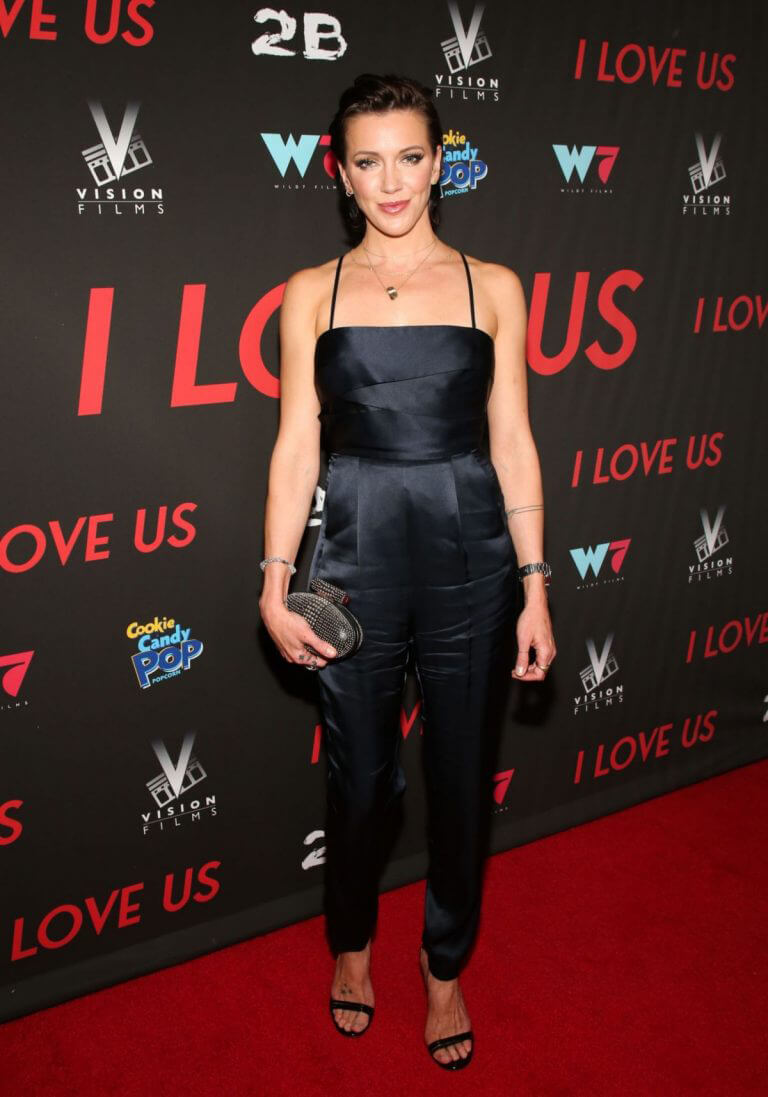 Katie Cassidy Attends I Love Us Premiere in Los Angeles 09/13/2021 7