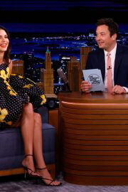 """Kendall Jenner Appears On """"The Tonight Show'' Starring Jimmy Fallon 09/14/2021 2"""