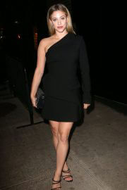 Lili Reinhart Attends Met Gala Afterparty in New York 09/13/2021 4