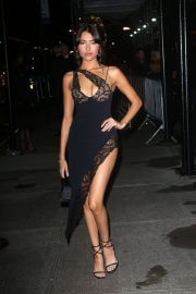 Madison Beer Heading at Kacey Musgraves's Met Gala After-Party in New York 09/13/2021 3
