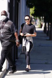 Melanie C at Dancing With The Stars Rehearsal Studio in Los Angeles 09/14/2021 1