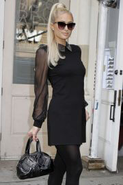 Paris Hilton Day Out in New York 09/14/2021 5