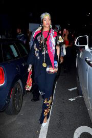 Rihanna Leaves Carbone in New York 09/14/2021 3