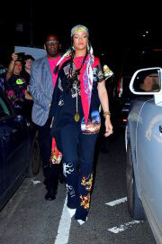 Rihanna Leaves Carbone in New York 09/14/2021 5