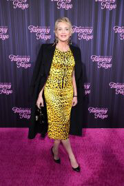 Sharon Stone Attends The Eyes Of Tammy Faye Premiere in New York 09/14/2021 5
