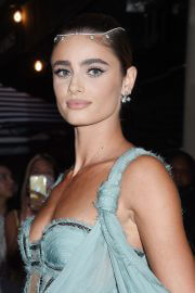 Taylor Hill Heading to 2021 Met Gala in New York 09/13/2021 4