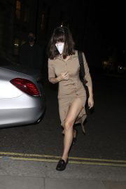 Ana de Armas at The Ivy in London 09/27/2021 3