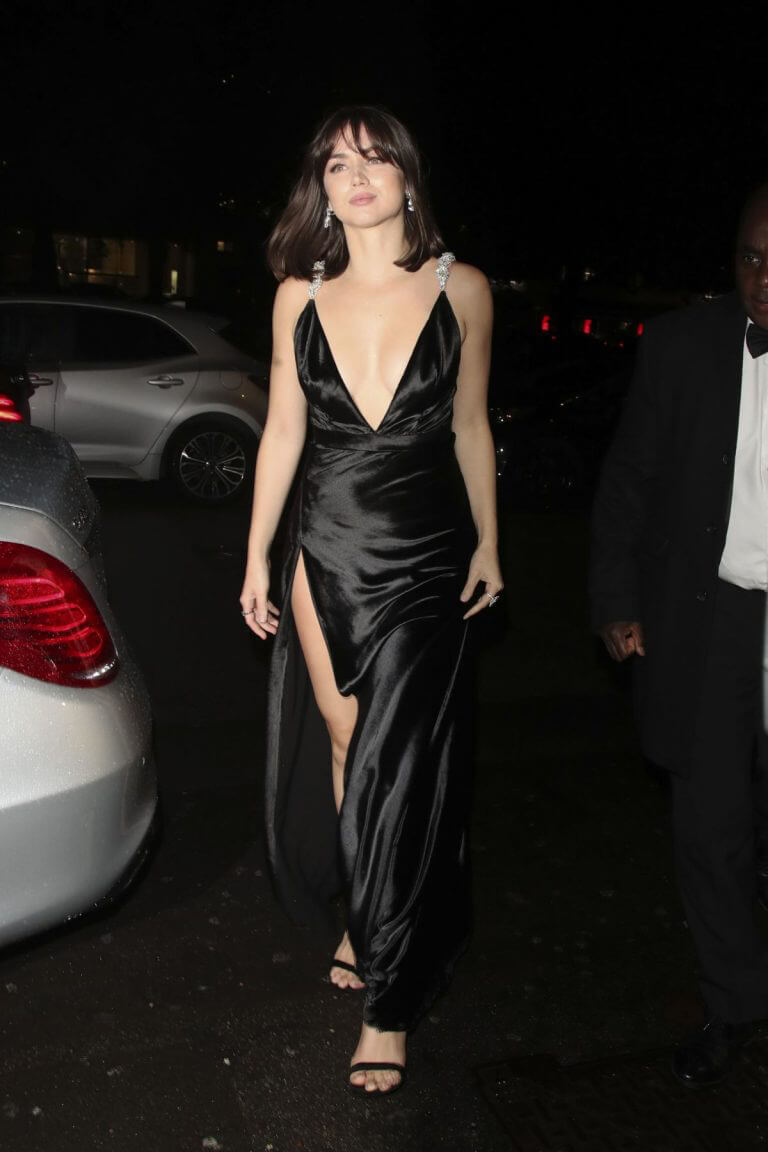 Ana de Armas is Leaving No Time To Die After-Party in London 09/28/2021 7