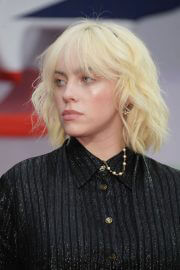 Billie Eilish attends No Time to Die World Premiere at Royal Albert Hall in London 09/28/2021 3