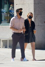 Blake Lively and Ryan Reynolds Day Out in New York 09/26/2021 1