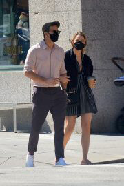 Blake Lively and Ryan Reynolds Day Out in New York 09/26/2021 7