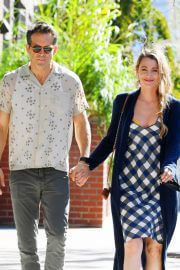 Blake Lively and Ryan Reynolds Out and About in New York 09/27/2021 4