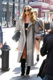 Chrissy Teigen Day Out in New York 09/27/2021 2